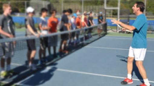 Tennis mental toughness is about learning the inner game of tennis